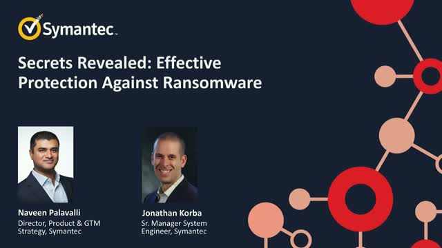 Secrets Revealed: Effective Protection Against Ransomware