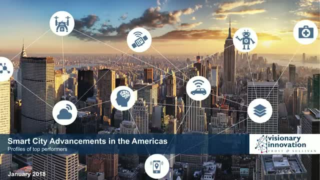 Smart City Advancements in the Americas
