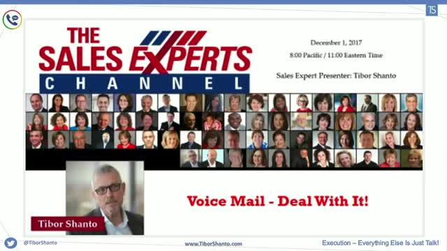 Voice Mail - Deal With It!