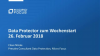 Data Protector zum Wochenstart: DP 10 New GUI and Consolidated Scheduler