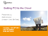 Getting PCI to the Cloud: Amazon Web Services and SafeNet