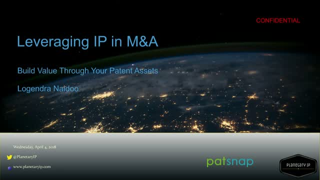 How to be due diligent with IP in M&A