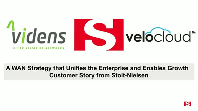A Customer Story - A WAN Strategy that Unifies the Enterprise and Enables Growth