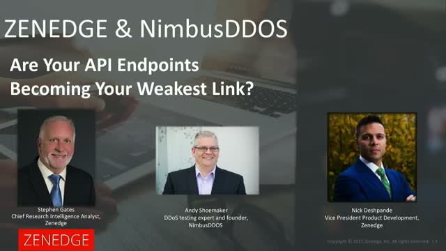 Are Your API Endpoints Becoming Your Weakest Link?