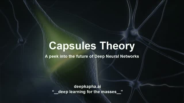 Capsule Networks -- A Boon for Deep Learning or Distraction?