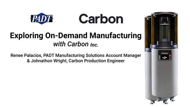 Exploring On-Demand Manufacturing with Carbon, Inc.