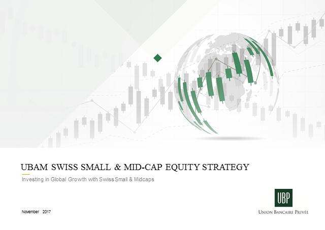 Investing in global growth with Swiss small & mid-caps