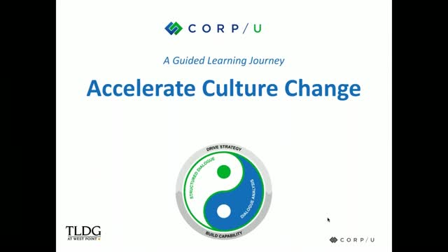 New Leader Development Programs Help Organizations Accelerate Culture Change