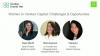 Women in Venture Capital: Challenges and Opportunities