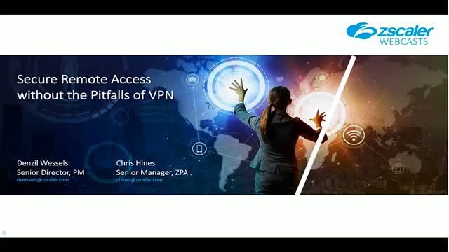Secure remote access without the pitfalls of VPNs