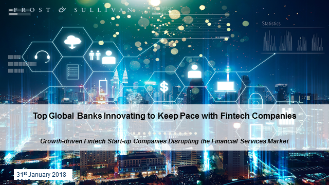 Top Global Banks Innovating to Keep Pace with Fintech Companies