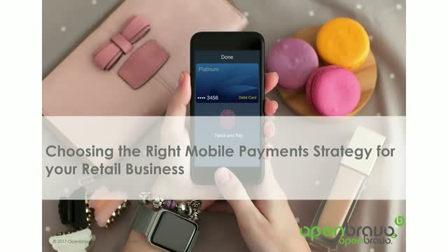 Choosing the Right Mobile Payments Strategy for your Retail Business