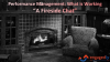 "Performance Management: What is Working -  ""A Fireside Chat"""