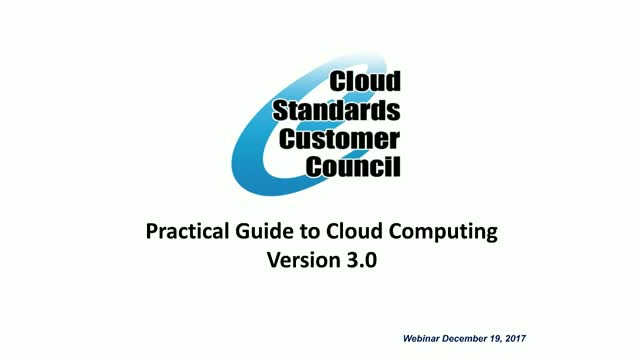 Practical Guide to Cloud Computing v3.0