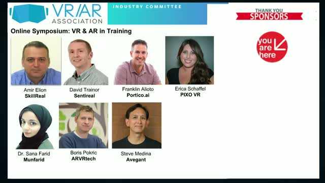 VR & AR in Training