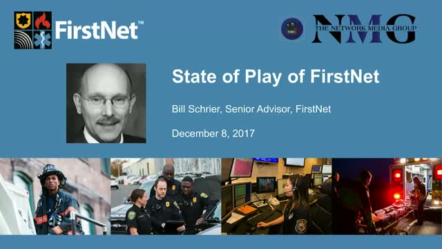 The State of Play of FirstNet