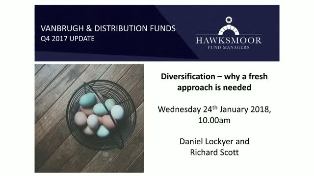 Diversification - why a fresh approach is needed: Hawksmoor Funds Q4 2017 Update