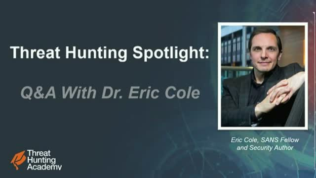 Q&A With Hunting Expert Eric Cole