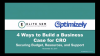 4 Ways to Build a Business Case for CRO: Securing Budget, Resources, and Support