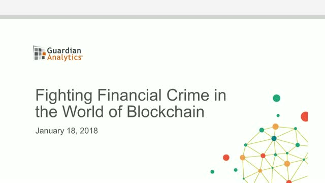 Fighting Financial Crime in the World of Blockchain