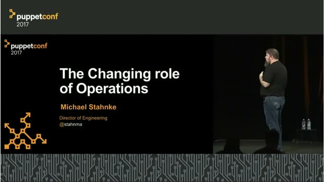 The Changing Role of Operations