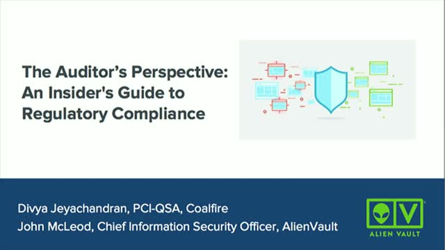 The Auditor's Perspective: An Insider's Guide to Regulatory Compliance