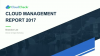 Cloud Management Report 2017 Key Findings and Review