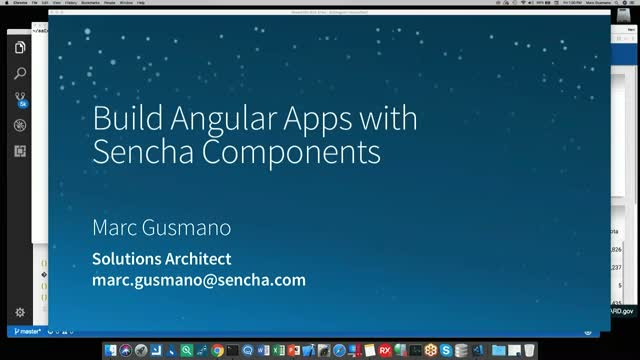 Build Your Angular Apps with Sencha Components