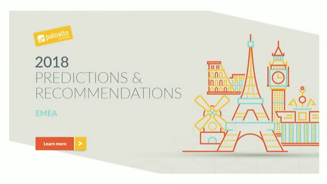 2018 Predictions & Recommendations: EMEA