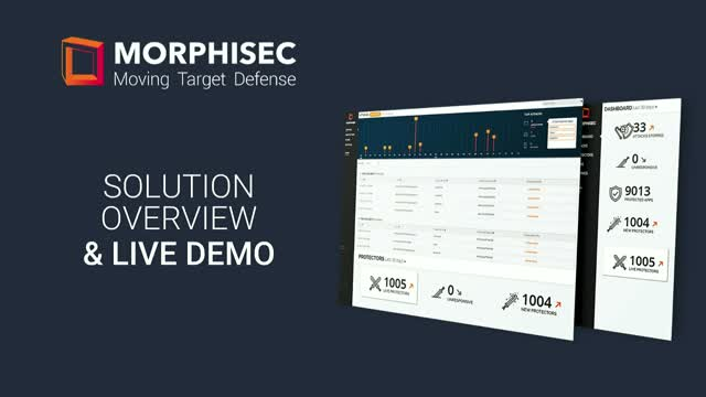 Morphisec Product Overview and Demo