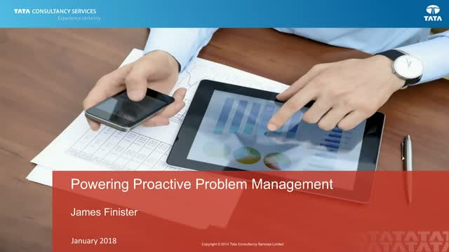 Powering Proactive Problem Management