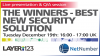 The Winners - Best New Security Solution - Multi-protocol Signaling Firewall