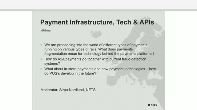 The Changing World of Payments: What does it mean for your organisation?