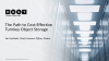 The Path to Cost-Effective Turnkey Object Storage