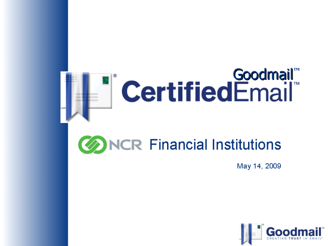 Email Certification: Protecting your Recipients