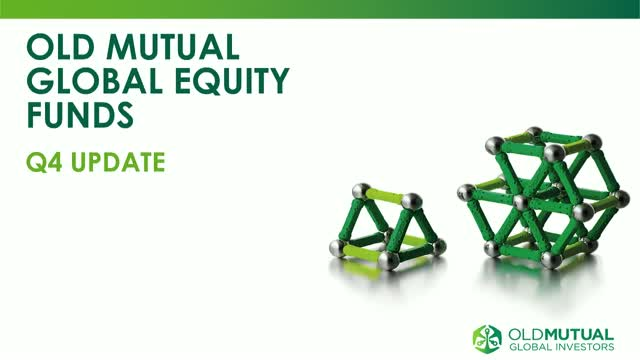 Global Equities update with Ian Heslop - Q4 2017 AM