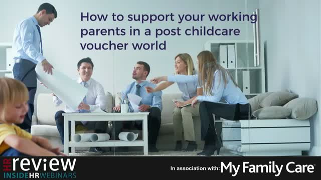 Supporting your working parents in a post childcare voucher world