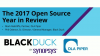 The 2017 Open Source Year in Review