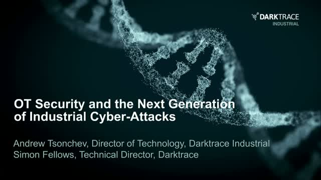 OT Security and the Next Generation of Industrial Cyber-Attacks