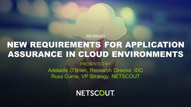 New Requirements for Application Assurance in Cloud Environments