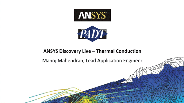 Discovery Live For All Engineers - Transient Thermal Conduction