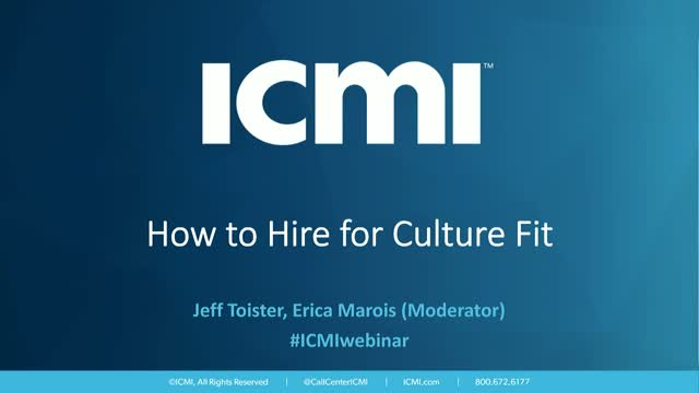 How to Hire for Culture Fit