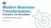 Continuous Improvement - Business Transformation