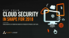 Get Your Cloud Security in Shape for 2018