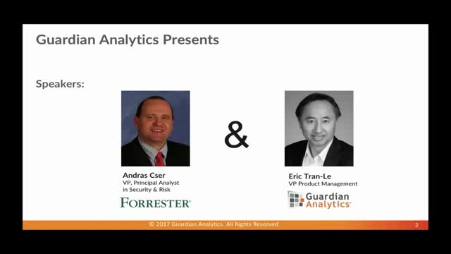 Preventing ATO in a post-Equifax World: Forrester Research & Guardian Analytics
