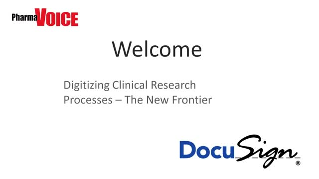 Digitizing Clinical Research Processes - The New Frontier