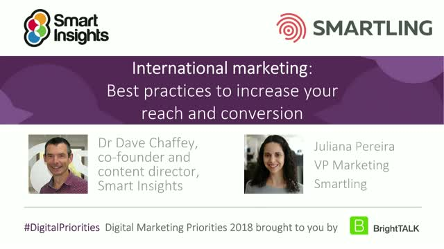 International marketing: Best practices to increase your reach and conversion