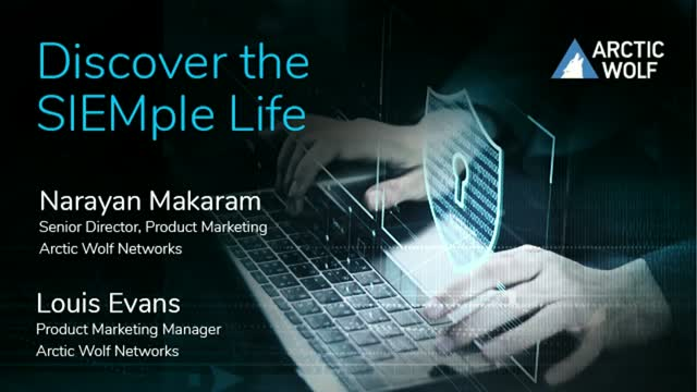 Discover the SIEMple Life with a Managed SOC