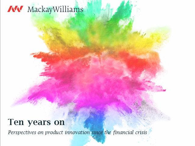 Product Innovation – Ten years on