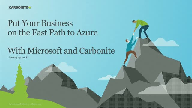 Azure Cloud: How to Protect Your Data & Stay Ahead of the Technology Curve